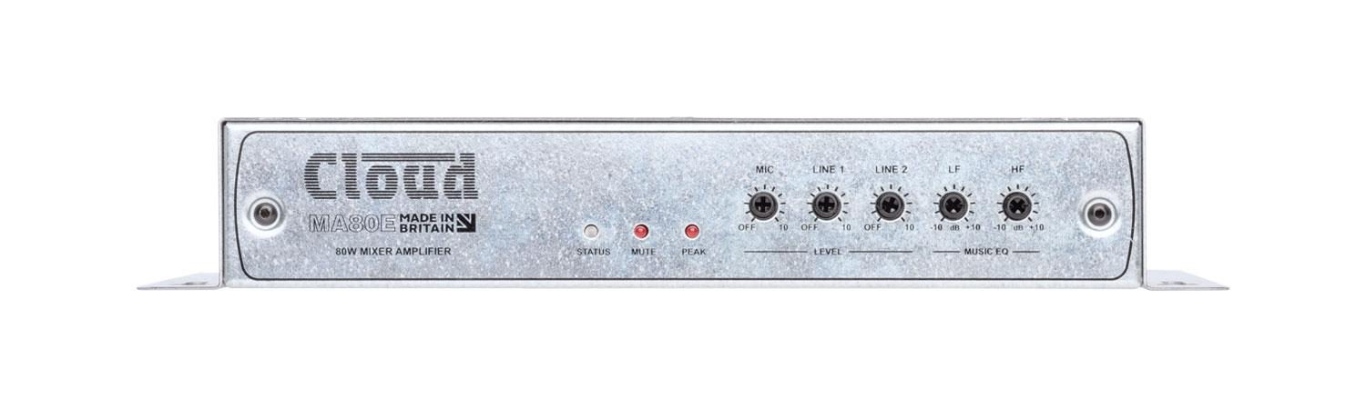MA80E 80W Mini Amplifier